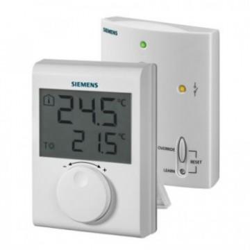 Poza Termostat de ambient fara fir SIEMENS RDH100RF/SET