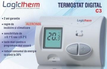 poza Termostat de ambient cu fir LOGICTHERM C 3